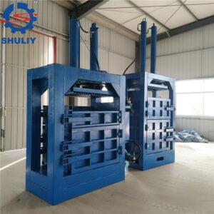 Shuliy baling machine