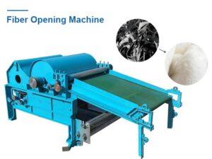 Fiber Opening Machine