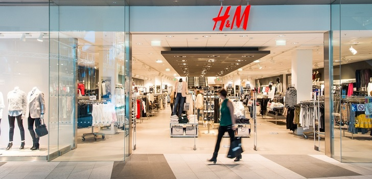 H&M's approach to clothing recycling